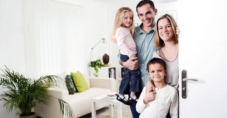 Квартира, покупка, семья